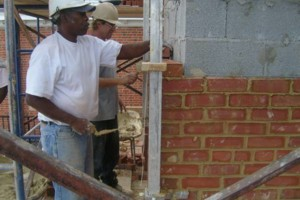 Photo #5: Brick work, and repairs