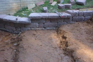 Photo #3: Brick work, and repairs