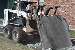 Photo #22: Concrete work (get rid of the mud)
