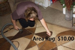 Photo #4: Carpet Cleaning - 2 Rooms & Hall $40.00