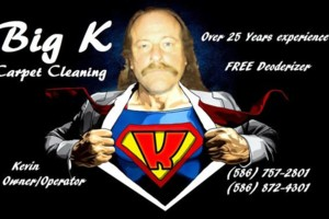 Photo #1: Carpet Cleaning - 2 Rooms & Hall $40.00