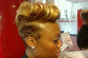 Photo #3: Atlanta Male Hairstylist bringing the Flair