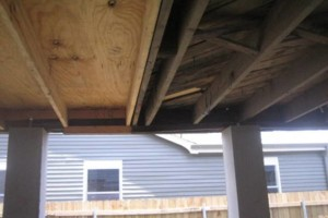 Photo #2: SILL & STRUCTURAL REPAIRS/INSTALLATIONS