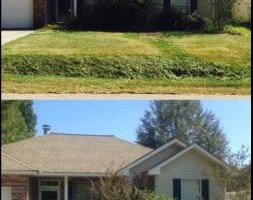 Photo #1: ARABIE LAWN SERVICE AND PRESSURE WASHING