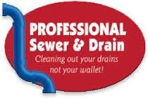 Photo #1: TRI COUNTY PLUMBING CO.˜… $ 75 SEWER CLEANING
