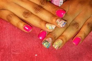 Photo #9: Nails And Nails+ Spa Pedicure