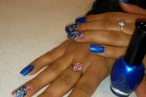 Photo #8: Nails And Nails+ Spa Pedicure