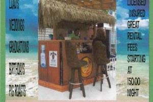 Photo #13: TIKI BAR RENTAL