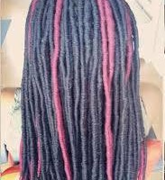 Photo #1: DREADLOC EXTENSIONS / FAUX LOCS $200 THIS WEEK&NEXT WEEK!