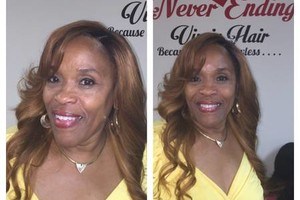 Photo #18: BLOW OUT SALE, VIRGIN HAIR $45 ANY LENGTH!