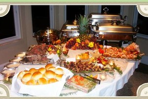 Photo #9: Betty Johnson Special Event Services. Catering Service