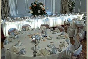 Photo #1: Betty Johnson Special Event Services. Catering Service