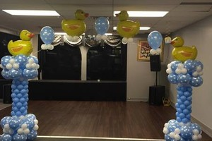 Photo #2: Balloon Centerpieces and Columns