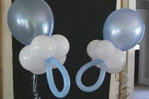 Photo #1: Balloon Centerpieces and Columns