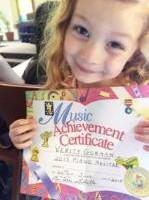 Photo #1: EXCELLENT PIANO TEACHER/IN-HOME CLASSES