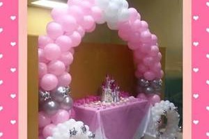 Photo #1: Party WOW. Amazing, Affordable Balloon Decor