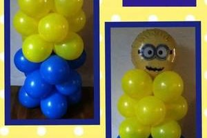 Photo #2: Party WOW. Amazing, Affordable Balloon Decor