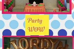 Photo #3: Party WOW. Amazing, Affordable Balloon Decor