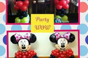 Photo #4: Party WOW. Amazing, Affordable Balloon Decor