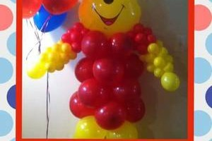 Photo #7: Party WOW. Amazing, Affordable Balloon Decor