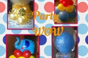 Photo #8: Party WOW. Amazing, Affordable Balloon Decor