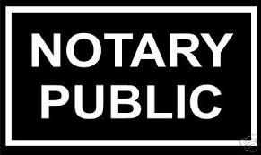 Photo #1: MOBILE NOTARY!!!