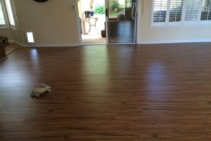 Photo #14: Hardwood / Laminate / Vinyl planks / Engeneered wood. Canvut LLC Home Remodeling