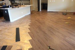 Photo #11: Hardwood / Laminate / Vinyl planks / Engeneered wood. Canvut LLC Home Remodeling