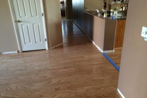 Photo #9: Hardwood / Laminate / Vinyl planks / Engeneered wood. Canvut LLC Home Remodeling