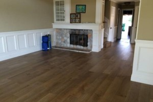 Photo #5: Hardwood / Laminate / Vinyl planks / Engeneered wood. Canvut LLC Home Remodeling
