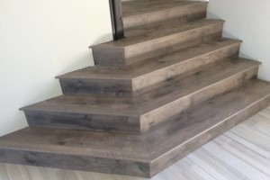 Photo #1: Hardwood / Laminate / Vinyl planks / Engeneered wood. Canvut LLC Home Remodeling