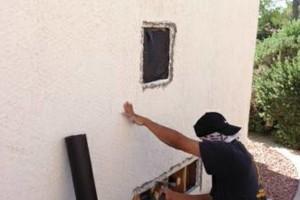 Photo #12: Stucco Block Walls, Drywall, Water Damage...