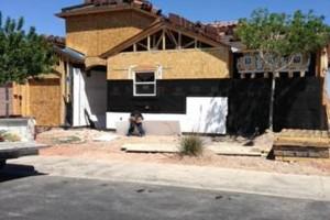 Photo #7: Stucco Block Walls, Drywall, Water Damage...
