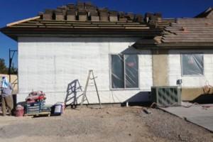 Photo #5: Stucco Block Walls, Drywall, Water Damage...