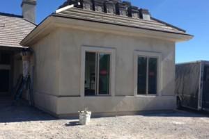 Photo #4: Stucco Block Walls, Drywall, Water Damage...