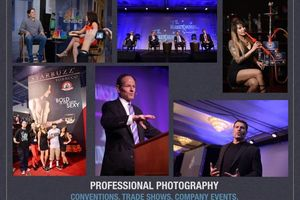 Photo #1: Convention, Conference & Corporate event photographer