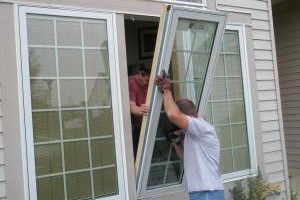 Photo #17: Glass, Mirrors, Windows Shower, Enclosures Solar screens...