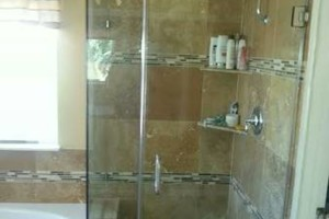 Photo #4: Glass, Mirrors, Windows Shower, Enclosures Solar screens...