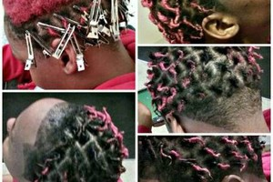 Photo #1: BRAIDS $25 & UP. DREADS $45...