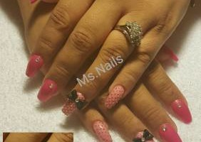 Photo #2: Nails - $25 for full set