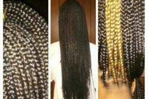 Photo #12: Special 65$ Sew ins & BoxBraids
