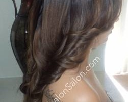 Photo #16: Ombr'e Colored Remy Hair + Installation $299