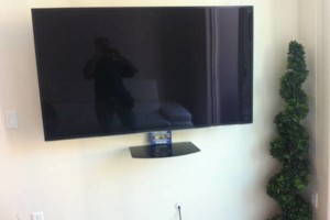 Photo #2: HALF PRICE  TV Wall Mounting