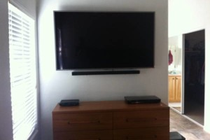 Photo #1: HALF PRICE  TV Wall Mounting