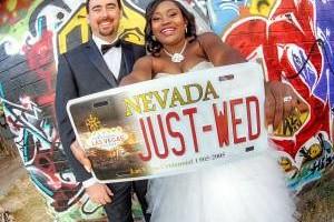 Photo #7: Wedding Photography - Vegas Sign, Eiffel Tower, Bellagio Fountains....