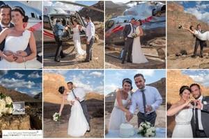 Photo #5: Wedding Photography - Vegas Sign, Eiffel Tower, Bellagio Fountains....