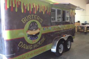 Photo #1: BUSTER'S DAWG HOUSE - WILL CATER ANY EVENT