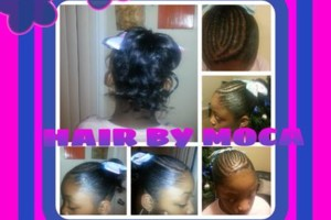 Photo #5: MOCA HAIR DESIGNER BRAIDS & WEAVES