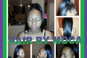 Photo #4: MOCA HAIR DESIGNER BRAIDS & WEAVES