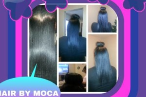 Photo #1: MOCA HAIR DESIGNER BRAIDS & WEAVES